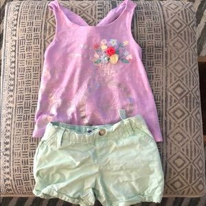 Old Navy outfit size 4/5t